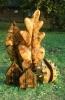 a-j-randall-cliffe-woods-village-sculpture